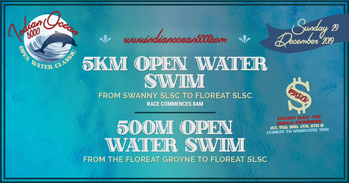 Indian Ocean 5000 Open Water Swim