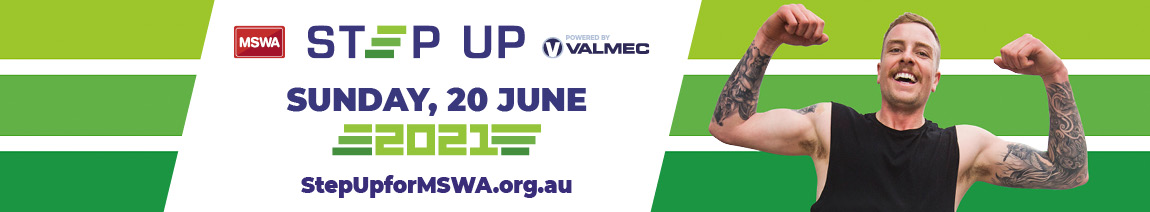 You are currently viewing 2021 Step Up for MSWA – Powered by Valmec