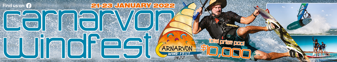 You are currently viewing 20/1 – 2022 Carnarvon Windfest